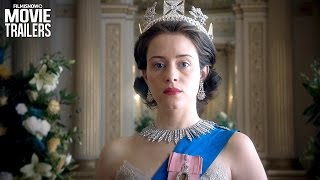 THE CROWN Trailer - a world full of intrigue and revelations of royal life