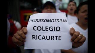 Universidad Pedagógica le ofrece un cupo a Dilan Cruz cuando se recupere