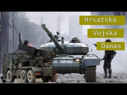 Hrvatska Vojska Danas-Podaci