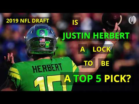Should Justin Herbert enter 2019 NFL draft, or return to Oregon Ducks?