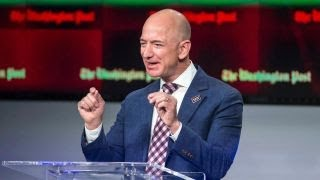 Trump targets Amazon: Is it all about Jeff Bezos?