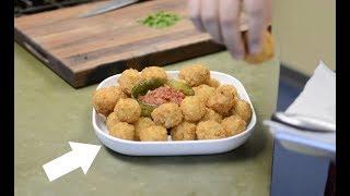 Easy Arancini (Fried Risotto Balls)