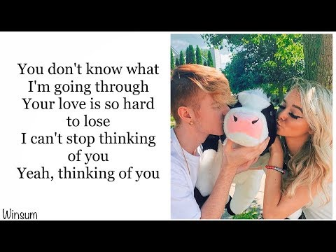 Cody Orlove & Zoe Laverne - Thinking of You (Lyrics)
