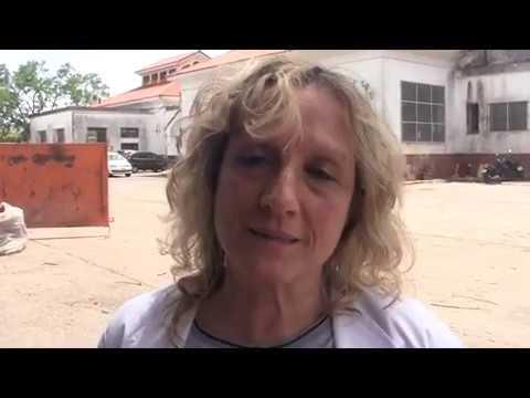 JORNADA SOLIDARIA EN EL HOSPITAL EVA PERÓN