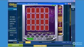 How to use William Hill CASINO CLUB