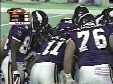2001 Vikings season part 6
