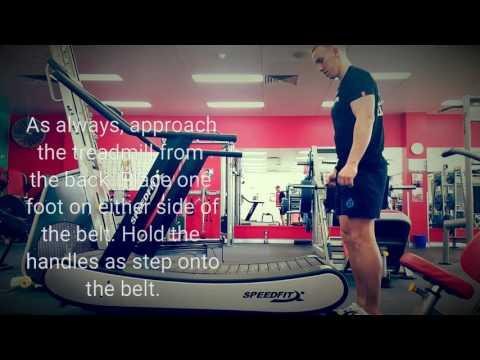 Technique Tuesday 007: SpeedFit Treadmill
