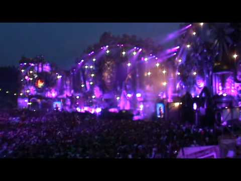 Alesso - Scars for Life Tomorrowland 2014