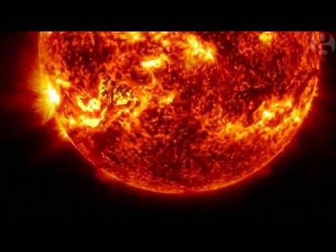 Nasa Releases Amazing High Definition Footage Of The Sun
