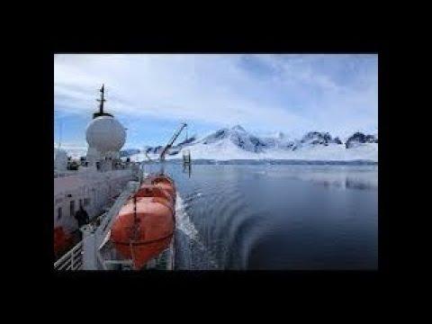 The U.S. Government is moving underground- Something Strange in Antarctica