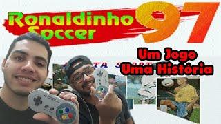 [Um Jogo, Uma História] Ronaldinho Soccer 97 - Vídeo Piloto