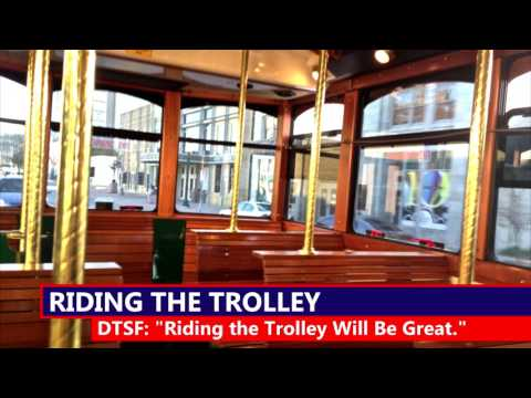 Ride the Trolley in Sioux Falls This Summer