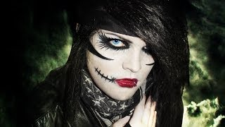 Andy Biersack - Black Veil Brides - Makeup Tutorial!