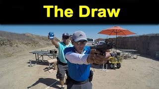 Slow Motion Video, Basic Draw(A day at the range where I recorded a few drills in slow motion. This is the first of 4 videos. Enjoy! Video shot with Hero 3+ Black and Hero 4 Silver. Feiyu Tech ..., 2015-11-09T07:54:20.000Z)