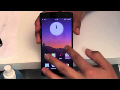 ColorOS 2.1.4i Lollipop - Hands On (OPPO Find 7/7A)