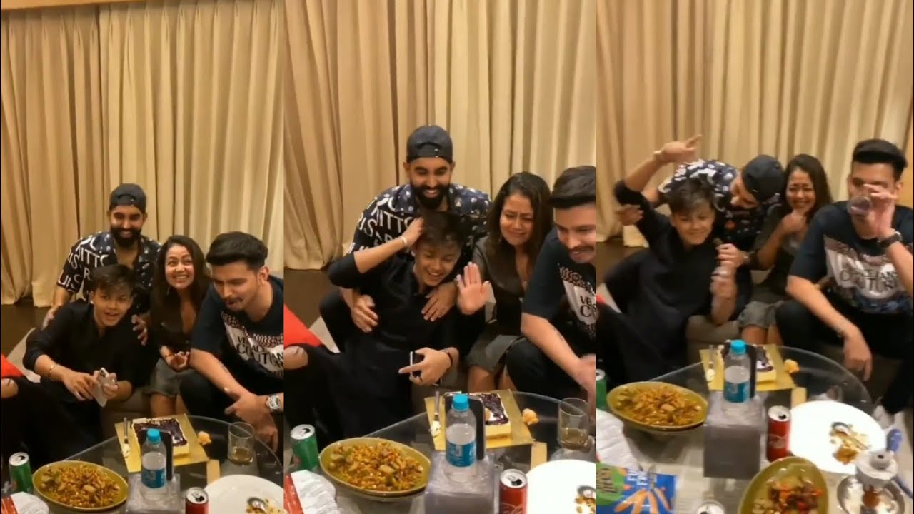 17 September 2020 | Celebration Time | Riyaz aly, Neha kakkar, Anshul, Raghav, Tony kakkar