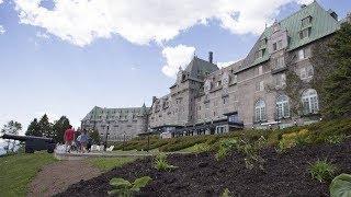 Century-old Quebec hotel prepares for G7 summit