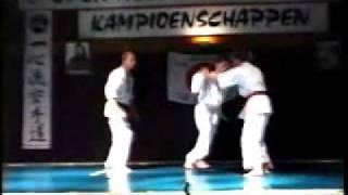 Open Isshinryu Full Contact Karate Championships The Netherlands