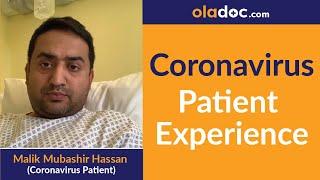 Coronavirus Patient ki COVID-19 Kahaani | Corona Virus Symptoms & Prevention