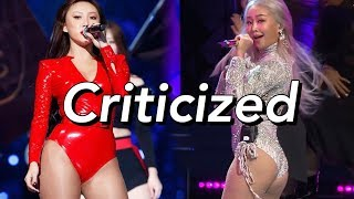 Baixar Kpop Idols Criticised For Their Outfits