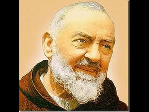 Novena to Padre Pio-Miracle Novena - YouTube