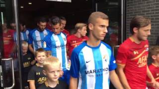 Video Gol Pertandingan AZ Alkmaar vs Malaga
