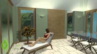видео Ландшафтный дизайн в 3d