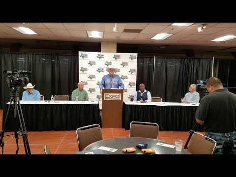 30th Annual Central Texas State Fair Press Conference