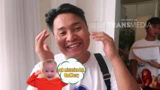 JANJI SUCI - Rafathar Senang Dikasih Surprise Ulang Tahun Setelah Pulang Sekolah (18/8/18) Part 1