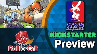 RB8 Retro Baseball 8-bit Kickstarter Preview | Roll For Crit