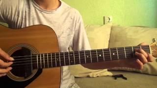 ВИДЕОУРОК: Простая и красивая мелодия Extreme - More Than Words