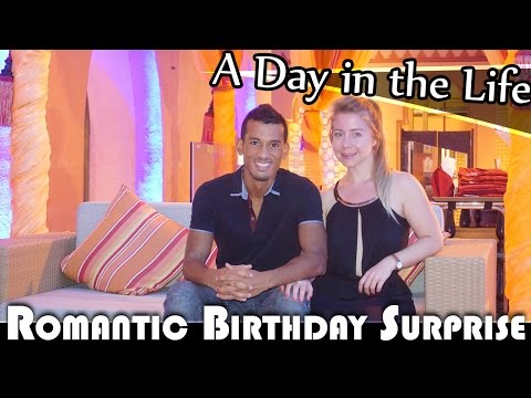 ROMANTIC BIRTHDAY SURPRISE - LIVING IN THAILAND DAILY VLOG (ADITL EP213)