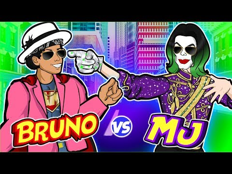 Michael Jackson Vs Bruno Mars | POPJUSTICE