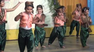 Soi Soi Song from Kumki - Apple Kids Talents Day Function - Feb13
