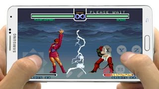 Tutorial Escondidos King of Fighters 2002 / Parte # 2 / Android
