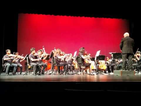 Three Susato Dances - Peterson / Cabrillo Middle School Orchestra