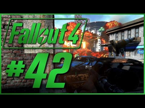 """The Unraveling of Zed in the Wasteland #42 - """"Magnetic"""" - Fallout 4"""