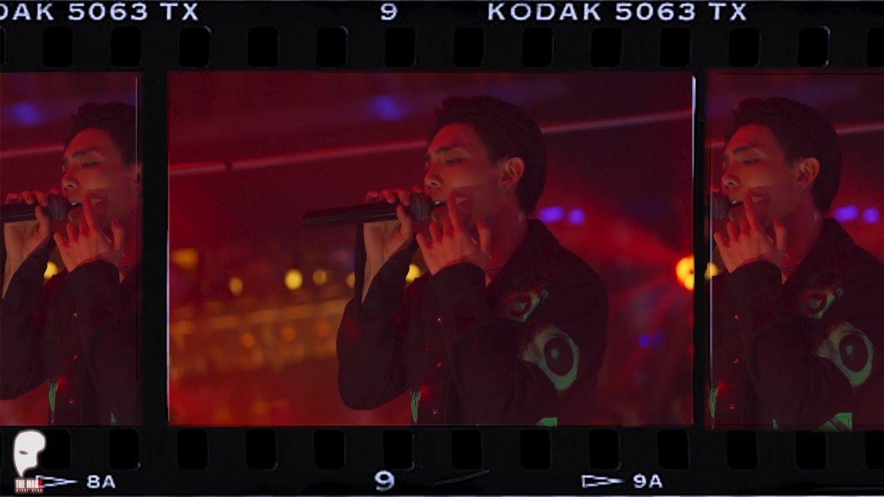 ERIK LIVE - 'Em Không Sai Chúng Ta Sai' đốt cháy sân khấu The Mask Club 240720