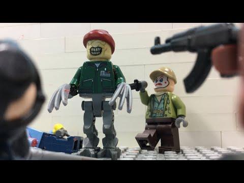 LEGO ZOMBIE STORE SHOOTOUT