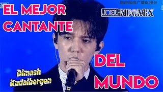 DIMASH la historia del mejor cantante del mundo | DIMASH the story of the best singer in the world