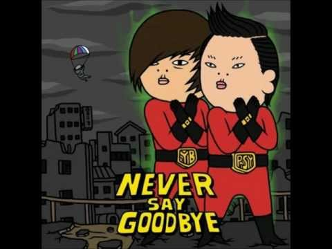 Music video PSY - Never Say Goodbye