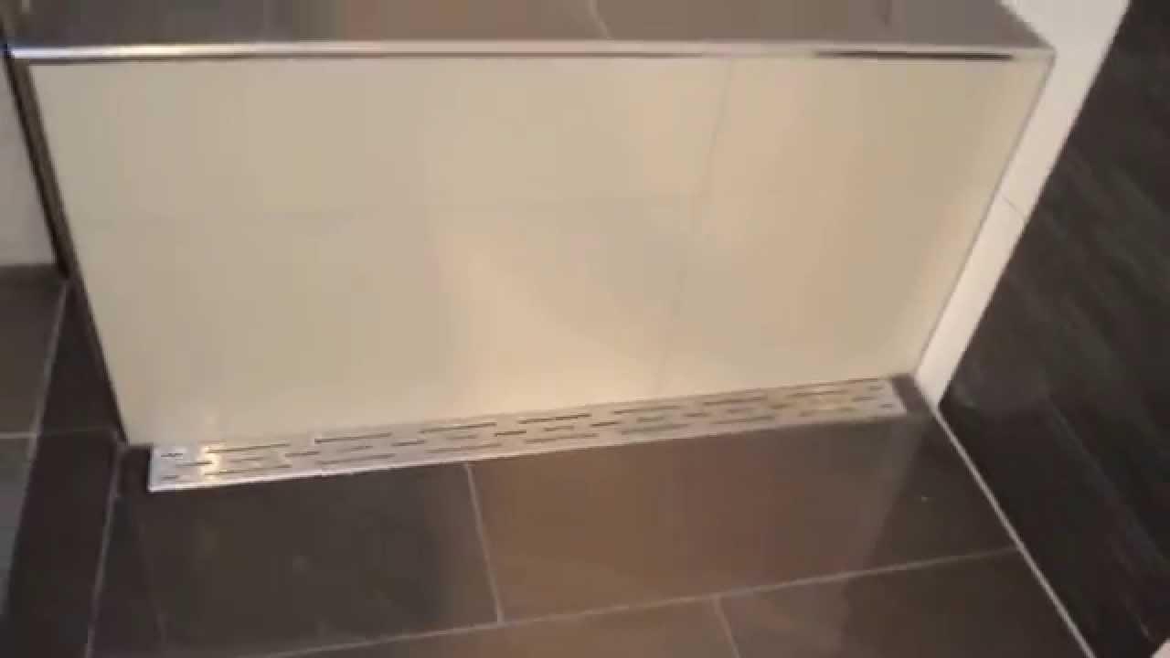 Moderne kleine badkamer e youtube - Kleine badkamer deco ...