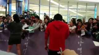 [마담빵덕 쇼케이스] 정우성, 이솜 레드카펫 (Madam PPangdeok Showcase 2)