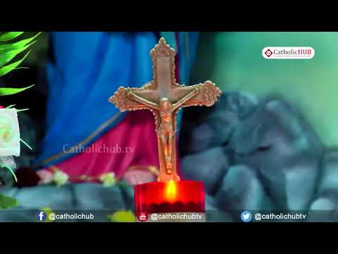 English Mass @ Shrine of Our Lady of Our Health, Khairatabad, HYD, TS, INDIA 23 7 18