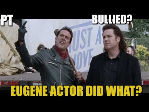 The Walking Dead  TWD Eugene Actor Josh McDermitt Did What?