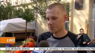 Bartek Pierzyński - Łódzkie Wiadomości Dnia