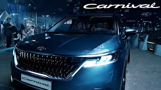 All-new KIA Carnival (2021) - FIRST LOOK!