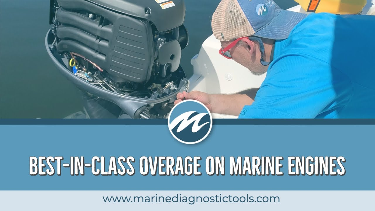 What Can Marine Diagnostic Tools Kit Do?