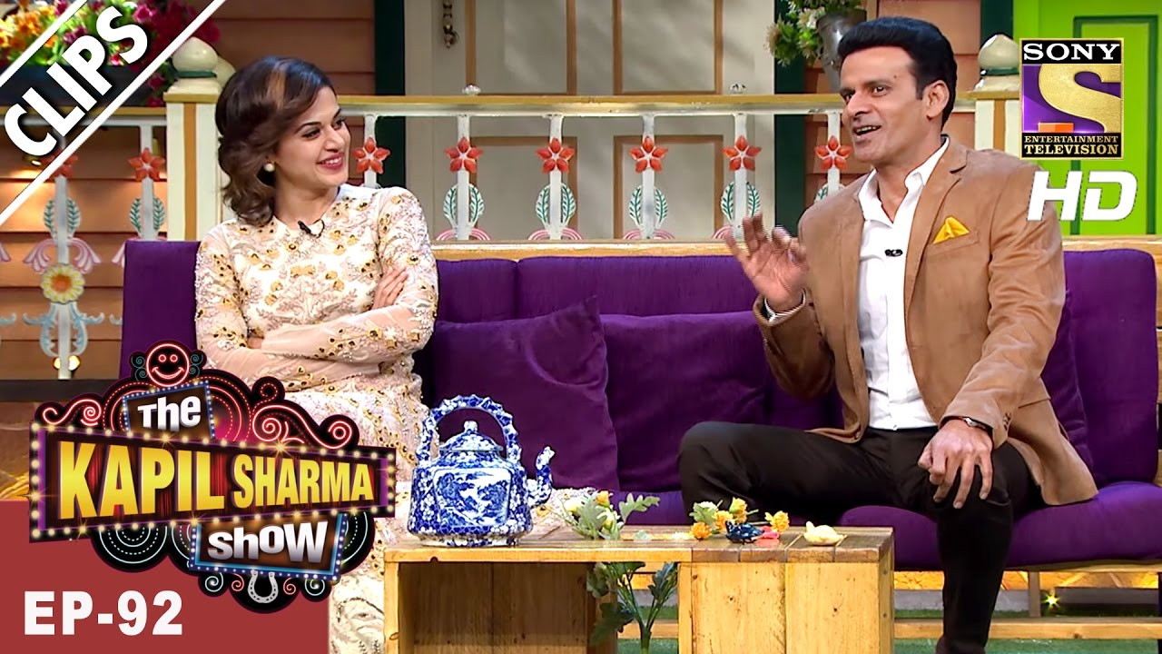 Download Taapsee Pannu and Manoj Bajpayee speak about 'Naam Shabana' -The Kapil Sharma Show - 25th Mar, 2017