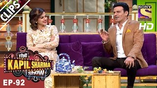 Taapsee Pannu and Manoj Bajpayee speak about 'Naam Shabana' -The Kapil Sharma Show - 25th Mar, 2017